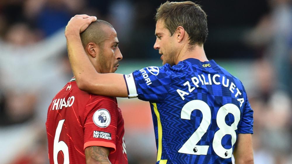 Sự trùng hợp kỳ lạ giữa Chelsea và Liverpool