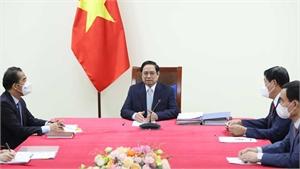 Thủ tướng Phạm Minh Chính đề nghị COVAX phân bổ nhanh vaccine dành cho Việt Nam năm 2021