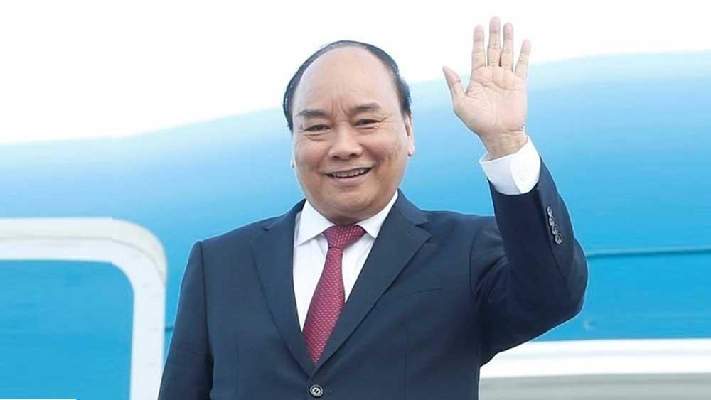 Chủ tịch nước Nguyễn Xuân Phúc, New York, bắt đầu, chương trình, tham dự, Đại hội đồng Liên hợp quốc Khóa 76