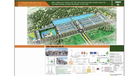 Yên Dũng: Xây dựng 3 khu đô thị, khu dân cư mới hơn 113 ha