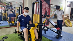 Chú trọng phòng dịch trong hoạt động thể dục, thể thao