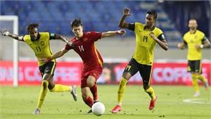 Việt Nam cùng bảng Malaysia tại AFF Cup