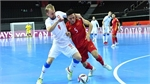 Vietnam to play Russia in Round of 16 at Futsal World Cup