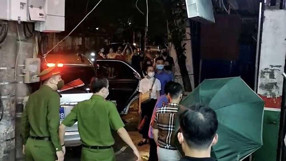 Khám xét nhà Trưởng phòng Cảnh sát kinh tế Hà Nội