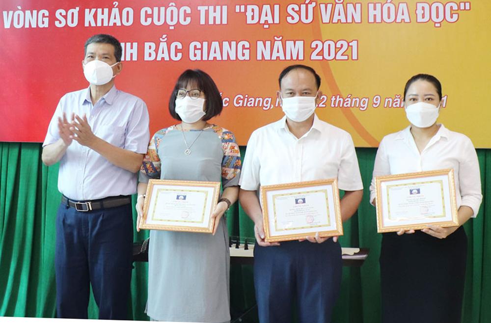 TP Bắc Giang, Bắc Giang, đại sứ, văn hóa đọc
