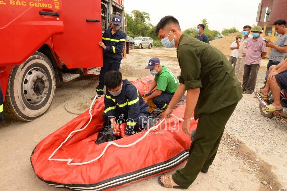 Lục Ngạn, Bắc Giang, tai nạn, tử vong, xe tải