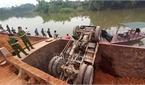 Lục Ngạn: Tai nạn giao thông, lái xe rơi xuống sông tử vong
