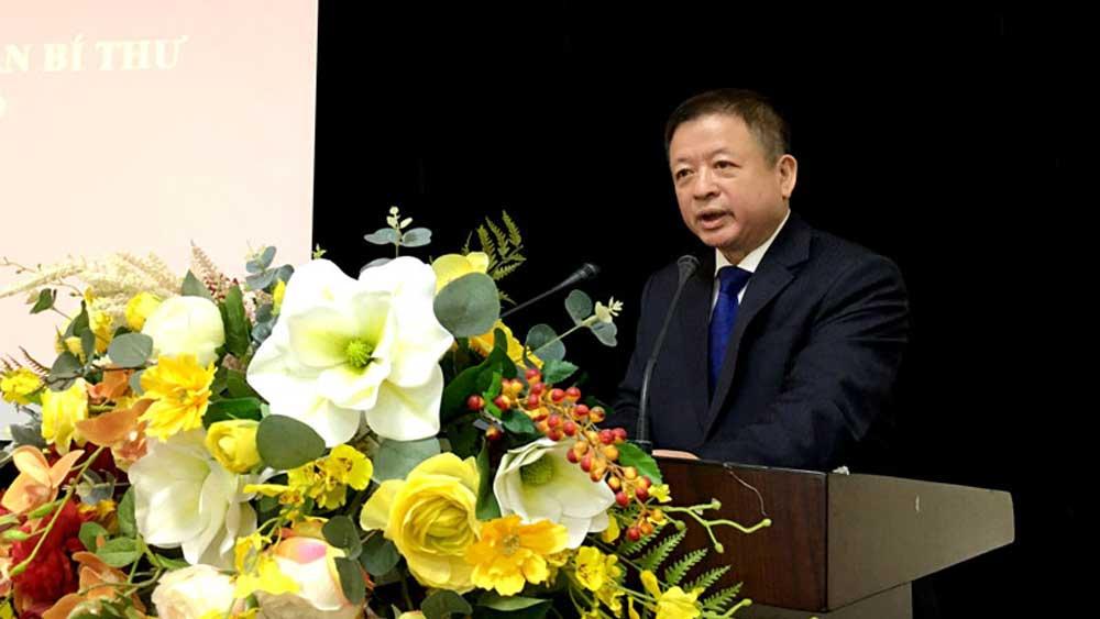 Nhạc sĩ Đỗ Hồng Quân giữ chức Chủ tịch Liên hiệp các Hội VHNT Việt Nam