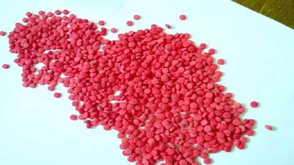 Bắt giữ một thanh niên Sơn Động tàng trữ 200 viên hồng phiến