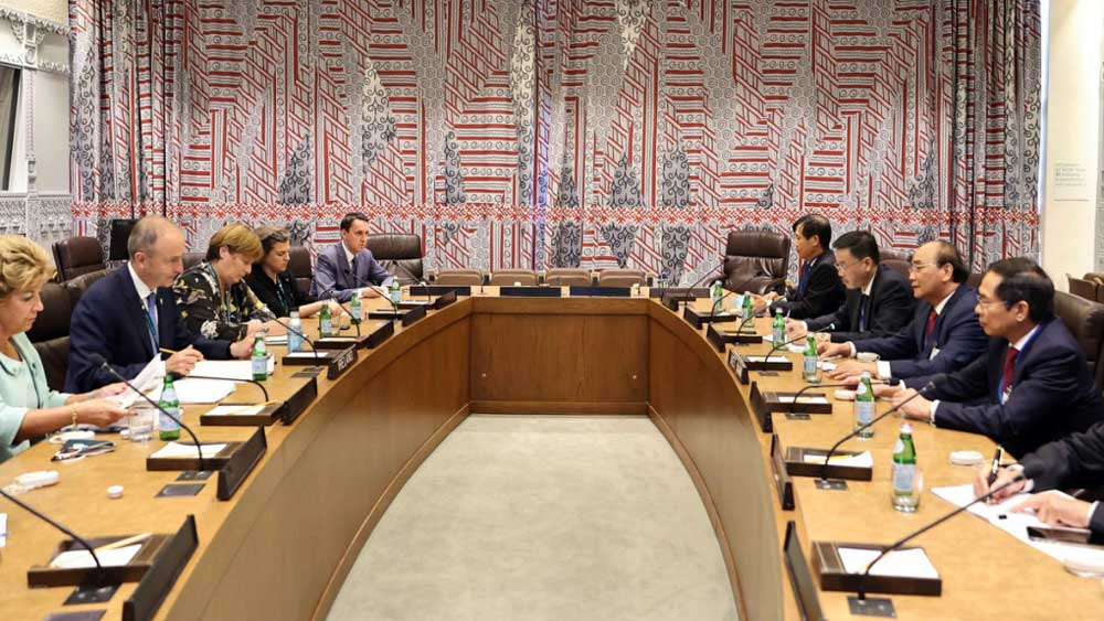 Chủ tịch nước đề nghị các nước hỗ trợ vaccine cho Việt Nam