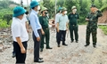 Tháng 12/2021, diễn tập khu vực phòng thủ huyện Yên Thế