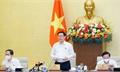 Bế mạc phiên họp thứ ba của Ủy ban Thường vụ Quốc hội