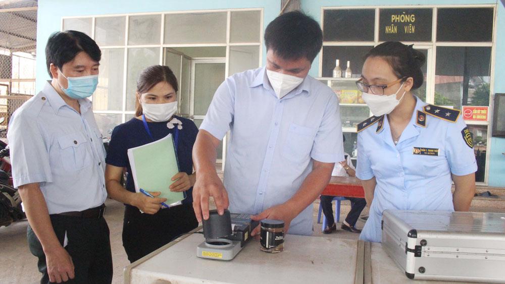 Bắc Giang, quyền lợi người tiêu dùng, đo lường, chất lượng, quản lý nhà nước