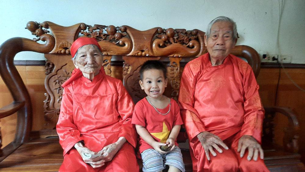 Bắc Giang, sống thọ,  trường thọ, bậc bách niên, hơn 100 tuổi