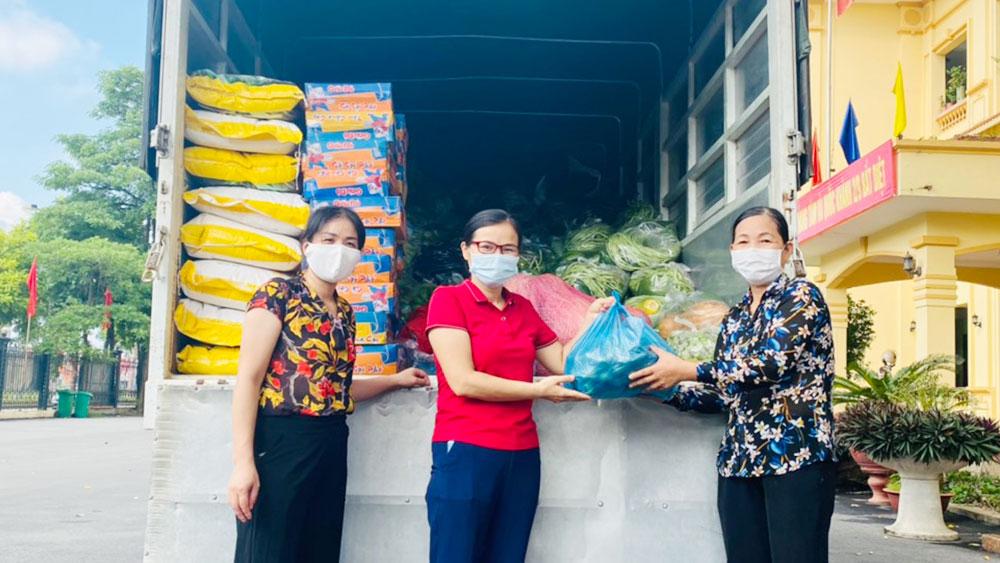 Tân Yên, Bắc Giang, cầu nối lan tỏa yêu thương