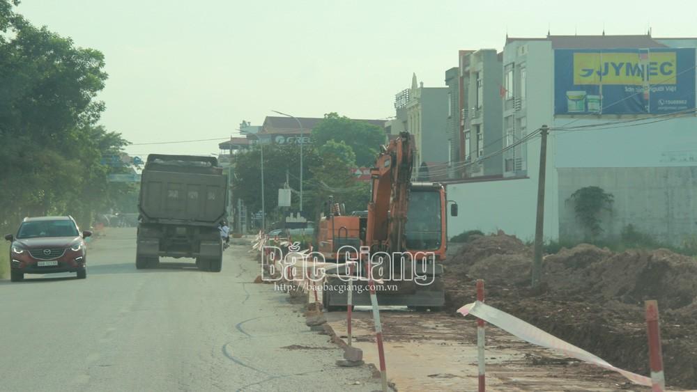 Hoàn thành, nâng cấp, quốc lộ 17, từ thị trấn Nhã Nam, đến thị trấn Phồn Xương, trước Tết Nguyên đán, Nhâm Dần 2022