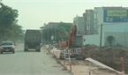 Hoàn thành nâng cấp tuyến đường thị trấn Nhã Nam-Phồn Xương trước Tết Nguyên đán 2022