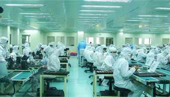Bac Giang: Industrial production  value up 13.1 percent
