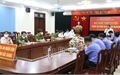 BCĐ cải cách tư pháp tỉnh tổ chức thành công phiên tòa hình sự rút kinh nghiệm