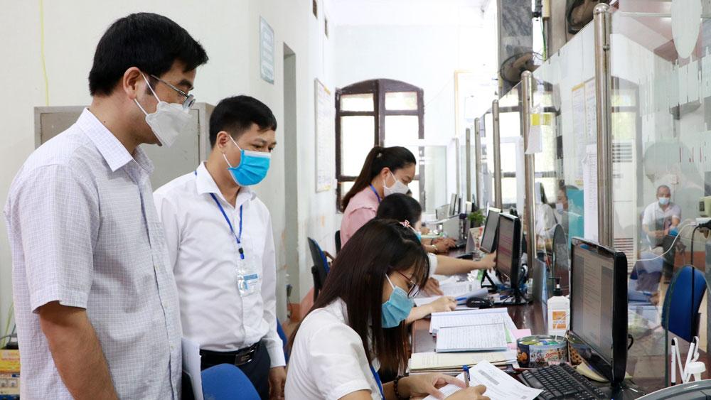 Bắc Giang, Hiệp Hòa, cải cách hành chính