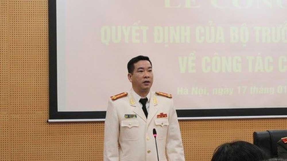 Bắt tạm giam, ông Phùng Anh Lê, nguyên Trưởng Công an quận Tây Hồ, Hà Nội