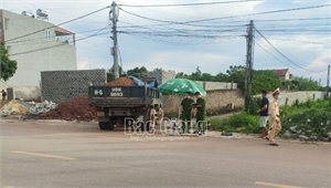 Lục Ngạn: Tai nạn giao thông làm một người tử vong