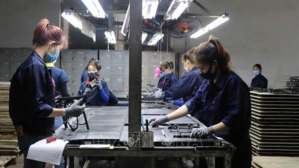 Thu hút FDI ,tăng 4,4%,  bối cảnh dịch Covid-19