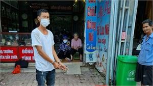Bắt đối tượng móc túi ở Sơn Động