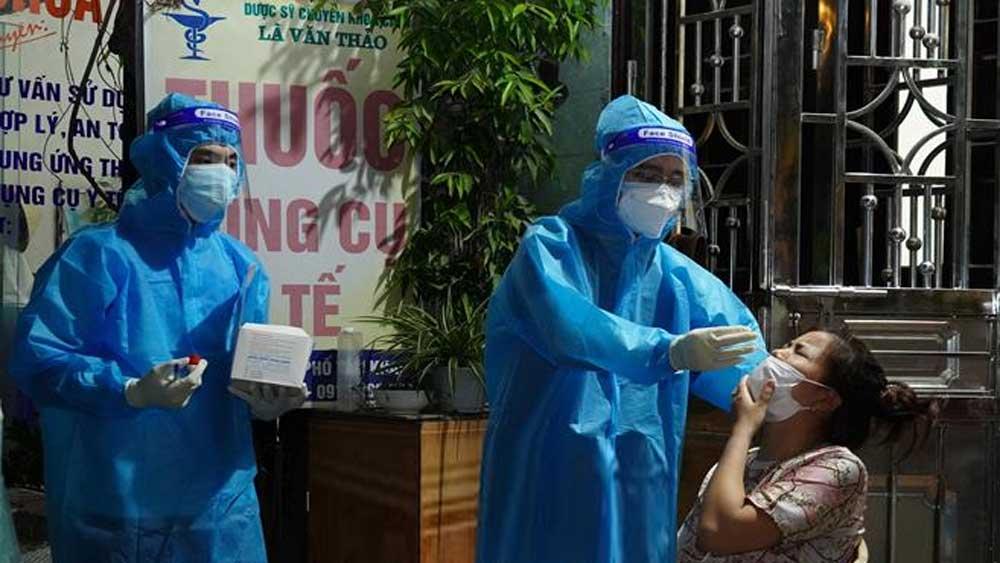 Đoàn cán bộ y tế Hà Nội, hỗ trợ, tỉnh Hà Nam ,phòng, chống dịch Covid-19