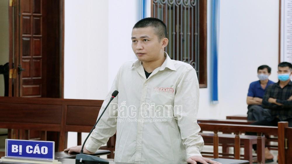 Bắc Giang, xét xử, sát hại, người hàng xóm.