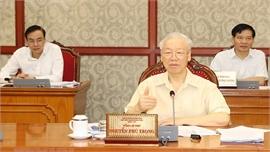 Kết luận của Bộ Chính trị về chủ trương khuyến khích và bảo vệ cán bộ năng động, sáng tạo vì lợi ích chung