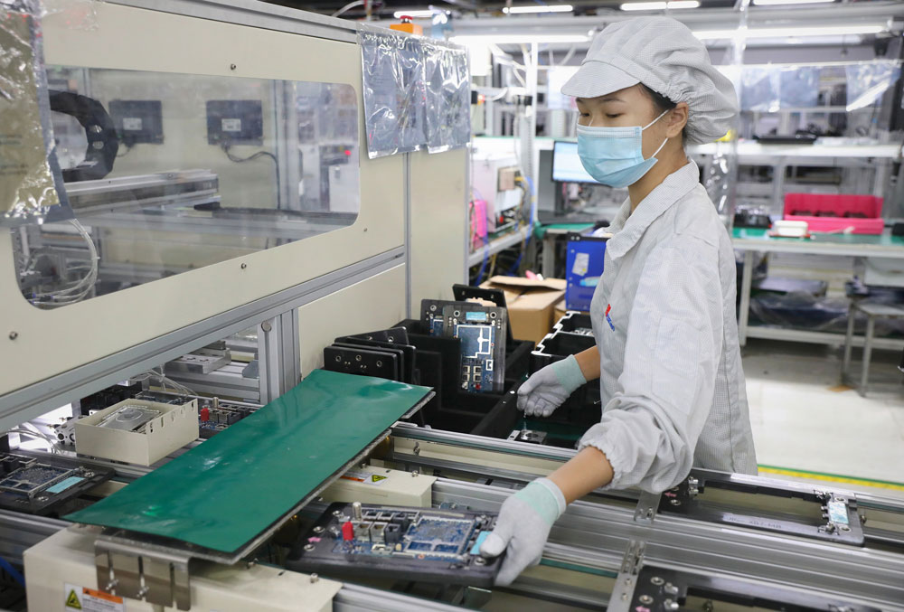 Bac Giang province, stimulates FDI flows, new normal condition, Covid-19 pandemic, high results, attracting investment, foreign direct investment, industrial production index
