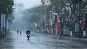 Đông Bắc Bộ và Bắc Trung Bộ còn mưa to diện rộng