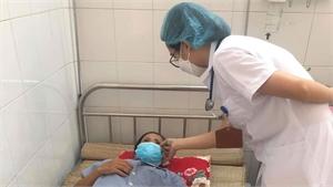 Bắc Giang: Phát hiện 3 bệnh nhân Whitmore trong một tuần