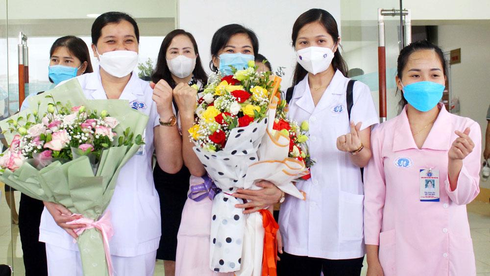 Phú Thọ, Bình Dương, chống dịch Covid-19