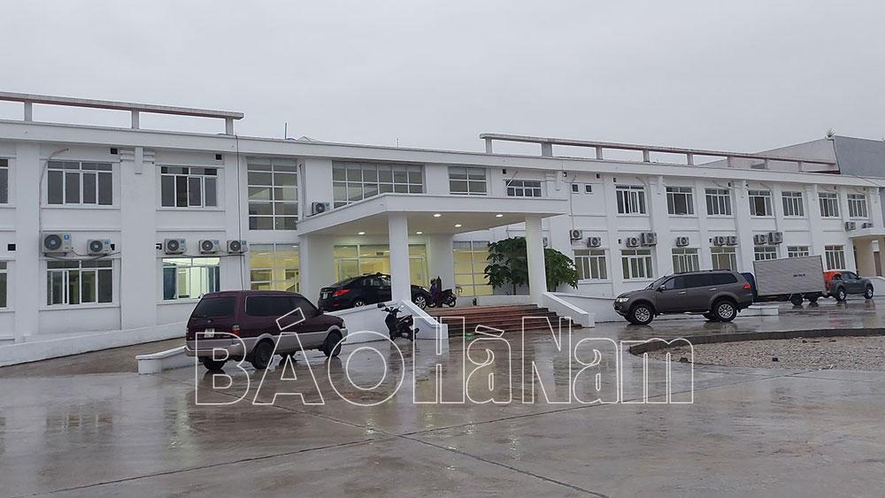 Hà Nam, tỉnh Hà Nam, phòng, chống dịch, TP Phủ Lý, bệnh viện dã chiến