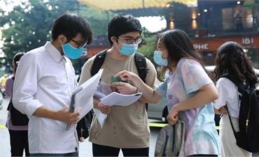 Bổ sung phương án tuyển sinh đối với thí sinh không tham dự kì thi tốt nghiệp THPT do dịch bệnh