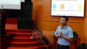 Ứng dụng công nghệ số trong quản lý, giám sát, kết nối thị trường nông sản Bắc Giang