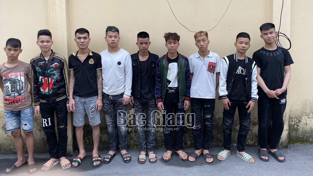 Bắc Giang, Yên Dũng, cố ý gây thương tích