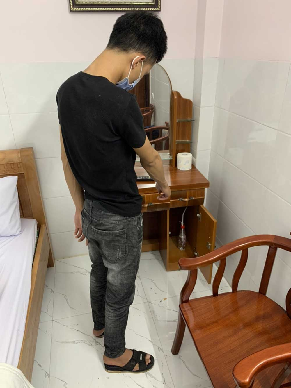 Việt Yên, Khách thuê nhà ,sử dụng ma túy, chủ bị xử phạt, 17,5 triệu đồng, Bắc Giang, My Điền