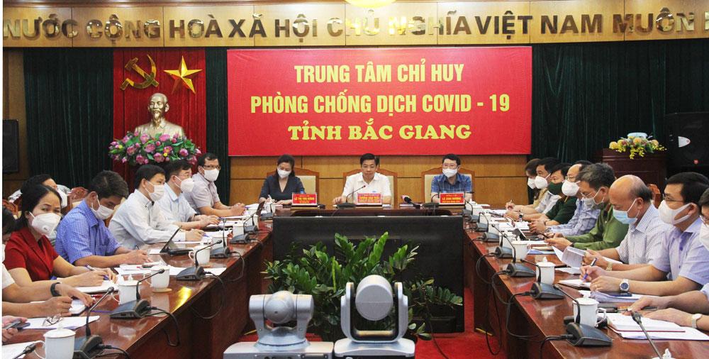 rà soát, bệnh nhân, phòng dịch, covid-19, Bắc Giang