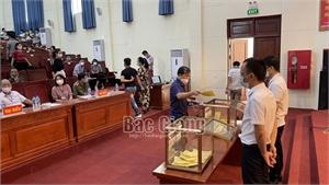Giao dịch chuyển nhượng sôi động sau đấu giá đất tại xã Xuân Phú