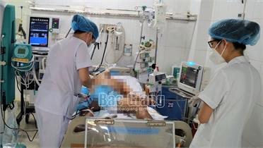 Bệnh viện Đa khoa tỉnh cấp cứu bệnh nhân bị nhiễm liên cầu khuẩn