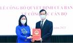 Đồng chí Triệu Tài Vinh được điều động làm Phó trưởng Ban Dân vận Trung ương