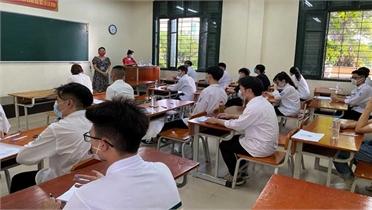 Tổ chức Kỳ thi tốt nghiệp THPT năm 2022 linh hoạt