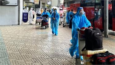 Bắc Giang: Phát hiện thêm 1 ca nhiễm Covid-19 là người về từ TP Hồ Chí Minh