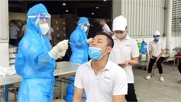 Đoàn công tác tỉnh Bắc Giang hoàn thành hỗ trợ tỉnh Hà Nam chống dịch Covid-19