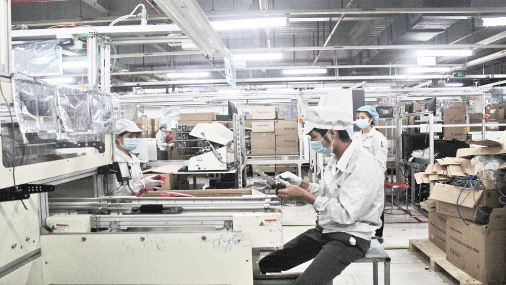 FDI enterprises recover quickly, pay high taxes