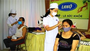 Bệnh viện Y học cổ truyền LanQ nâng cao năng lực khám, chữa bệnh