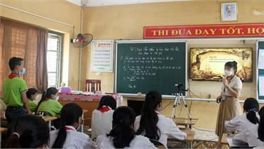 Chuyển đổi số trong ngành giáo dục: Thích ứng để nâng cao chất lượng dạy và học